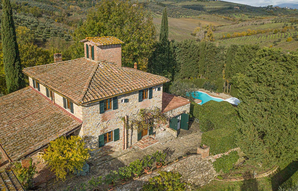 Historical Villa in the Countryside